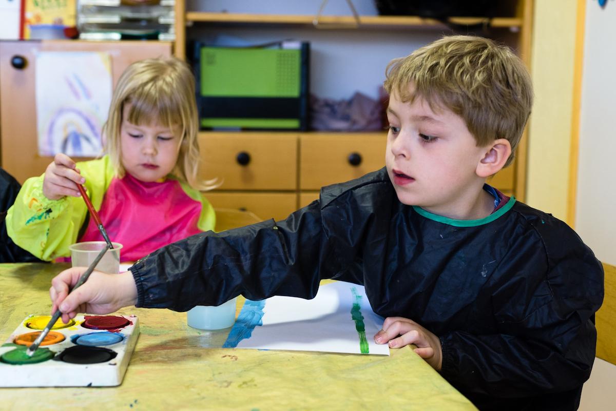 bedürfnisse im kindergarten