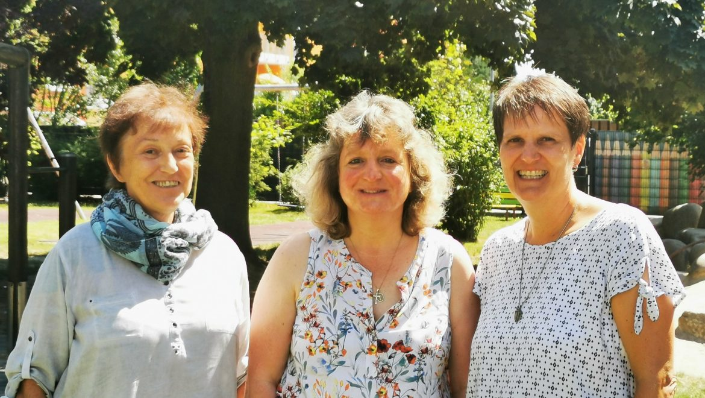 Edith Friedrich & Barbara Lorenz & Annette Loferer