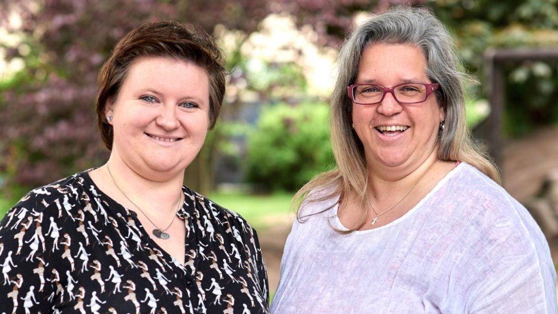 Ann-Kathrin Paul & Monika Müller