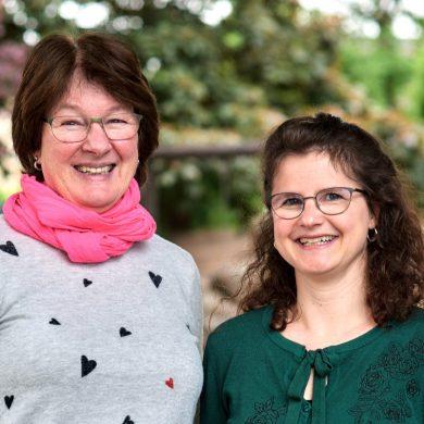 Beate Schill & Mireille Sperreuter,