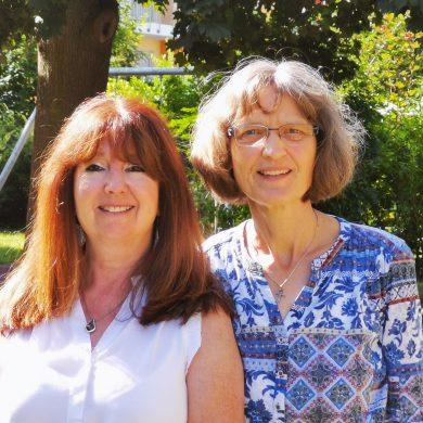 Iris Hoffmann & Edeltrud Fuhr