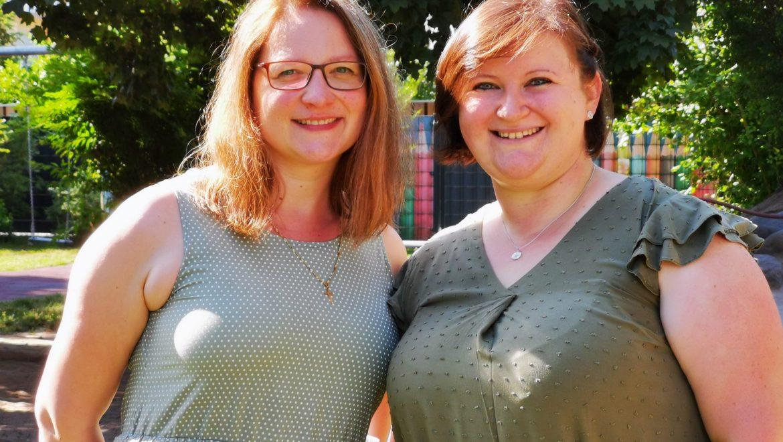 Agnes Matheja & Ann-Kathrin Paul