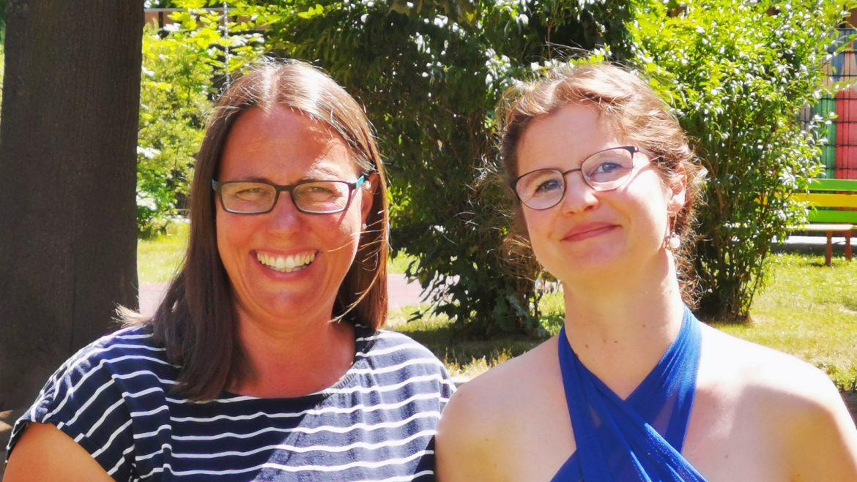 Christine Haas & Mireille Sperreuter