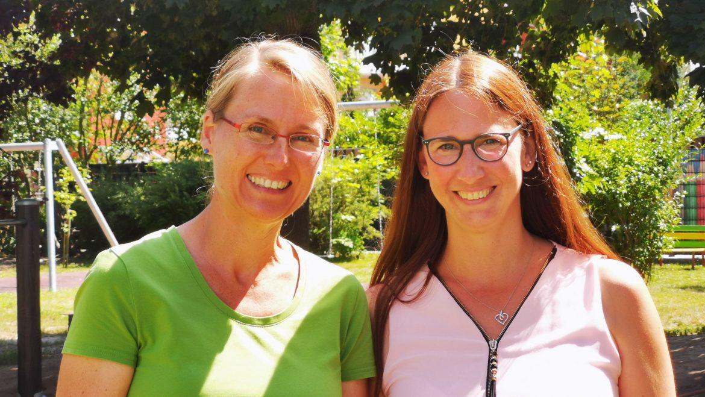 Dorothee Rothenbücher & Marie Heine